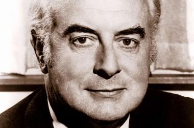 Vale Gough Whitlam (1916-2014)