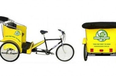 Two entrepreneurs hope to bring the Rickshaw to our Capital cities