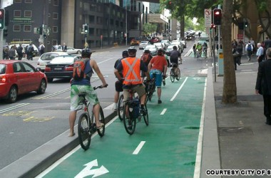 "Castlereagh St Cycleway to be ""Peak-hour Only""?"