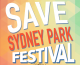 'Save Sydney Park' Festival