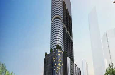 Finally a solar residential high-rise to be built in… Melbourne!