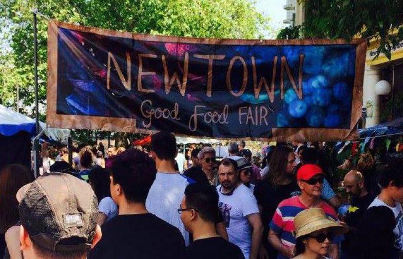 Newtown Good Food Fair – Sun 9th Oct