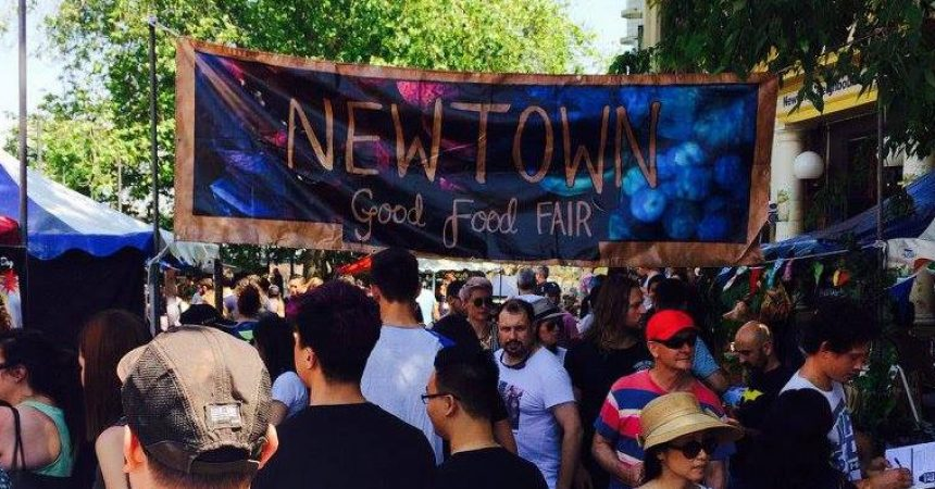 Newtown Good Food Fair – Sun 9th Oct