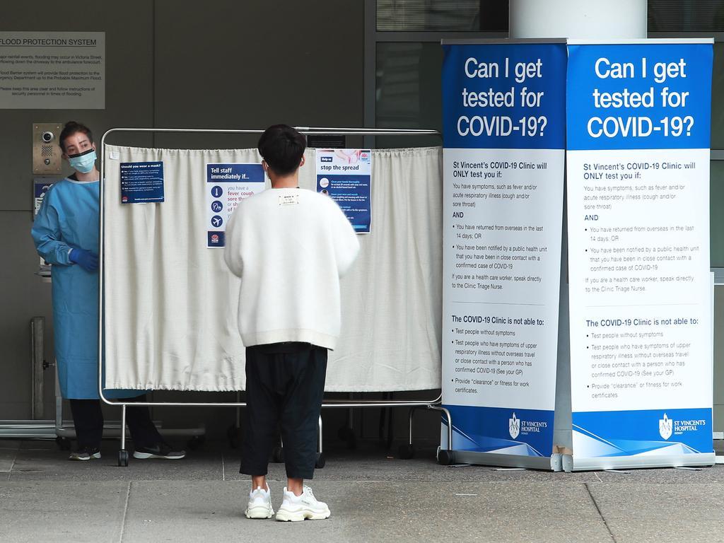 COVID Testing Clinic CBD