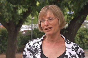 Caroline Le Courteur Photo: ABC